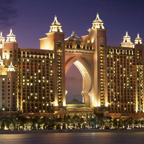 Atlantis The Palm 5*, ОАЕ, Дубай